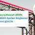 HSSC JE Recruitment 2019: Apply for 1624 Junior Engineer Posts @ hssc.gov.in