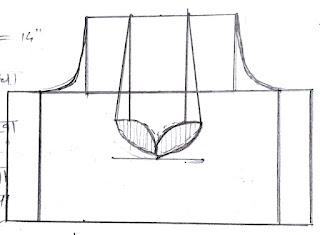 Katori-Blouse-with-Pan-Shape-Neck