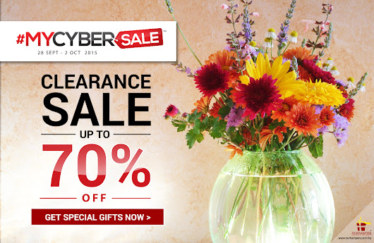 #MyCyberSale2015 - More Great Deals!!