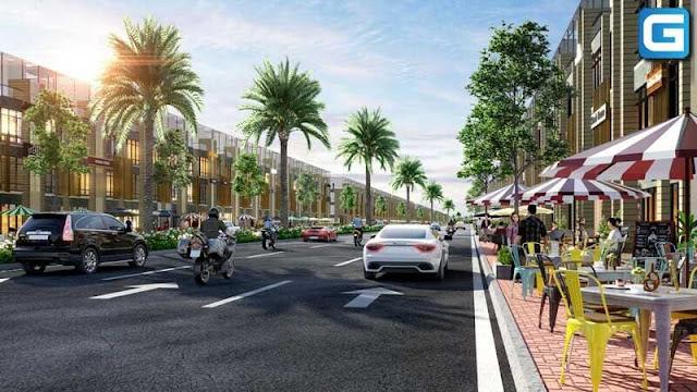 Tiện ích dự của dự án đất nền Kỳ Co Gateway Bình Định 1