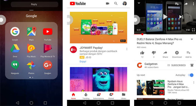 Cara Download Video Youtube di Smartphone Android