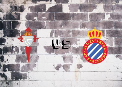 Celta de Vigo vs Espanyol  Resumen