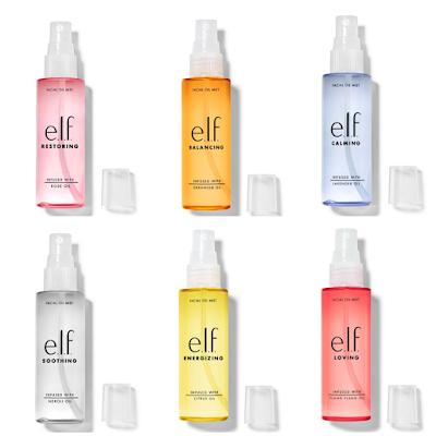 elf Face Oil Mists