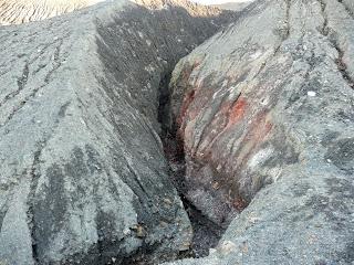 Породний відвал шахти «Краснолиманська». Донецька обл.