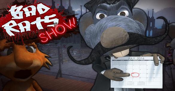 تحميل لعبة Bad Rats Show