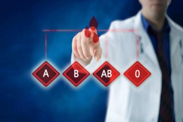 فصائل الدم والامراض