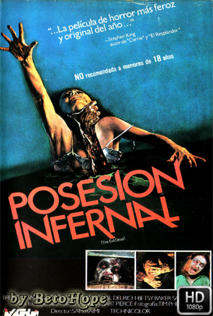 Posesion Infernal (1981) [1080p] [Latino-Ingles] [MEGA]