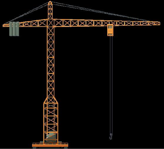 Tower Crane School : Principles of engineering at rmhs september