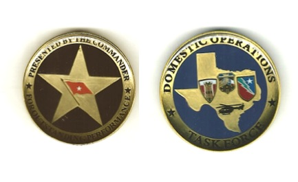 Necessary Facts: Challenge Coins