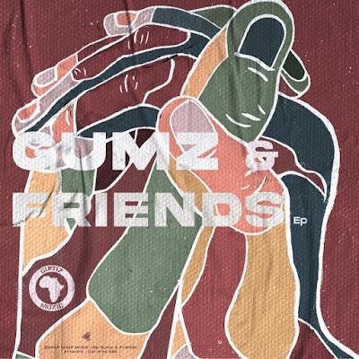 Gumz & Cornelius SA - Africa Is The Future (Original Mix)