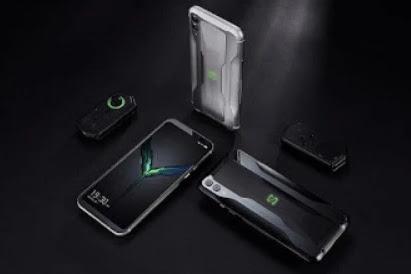 Berikut Spesifikasi, Harga dan Review dari smartphone Xiaomi Black Shark 2
