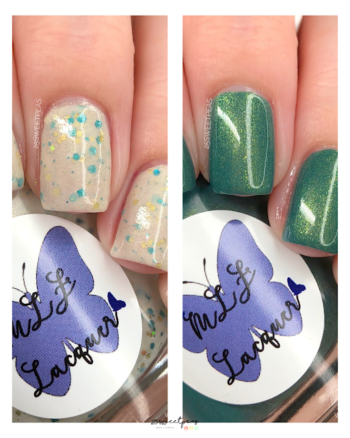 MLF Lacquer Beach Day Duo
