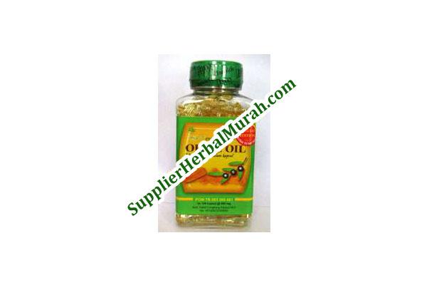 Innolife Olive Oil 150 Kapsul (Minyak Zaitun dalam Kapsul)