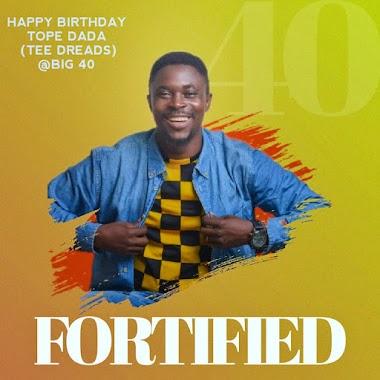 HAPPY BIRTHDAY TO ME @40