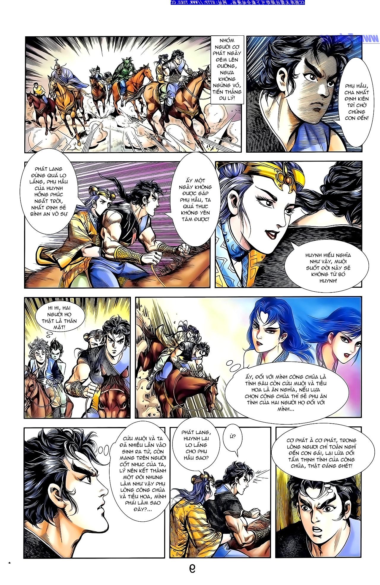Cơ Phát Khai Chu Bản chapter 138 trang 20