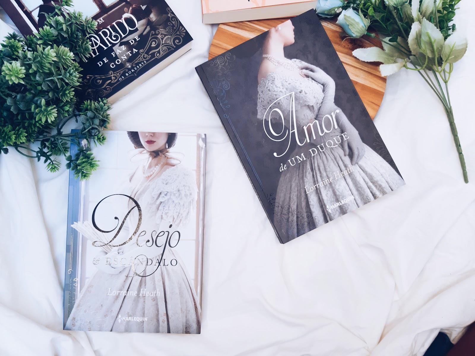 Bookhaul: comprados do mês