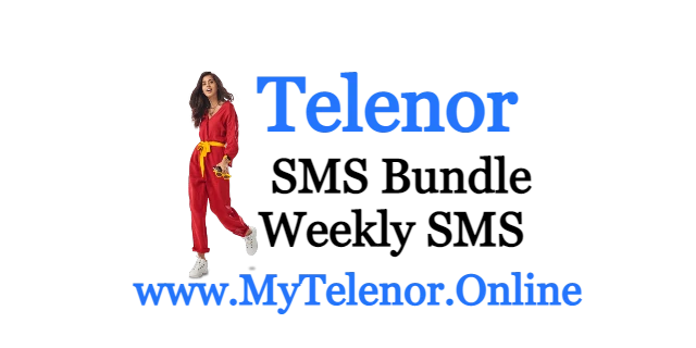 Telenor Weekly SMS Bundle