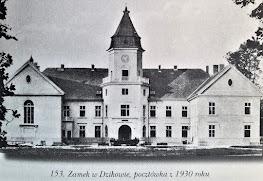Zamek w Dzikowie 1930