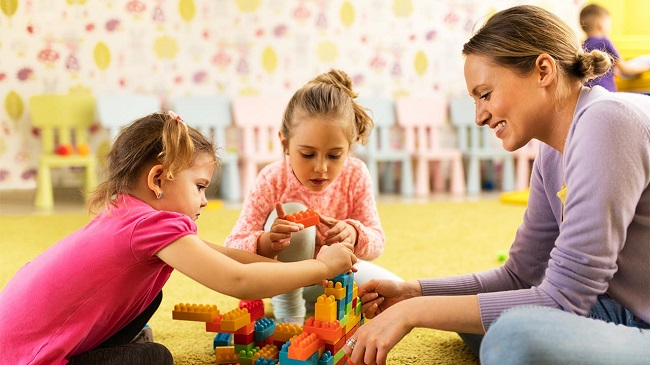 Learning Through Play - Kids Fun Activities For Early Learning