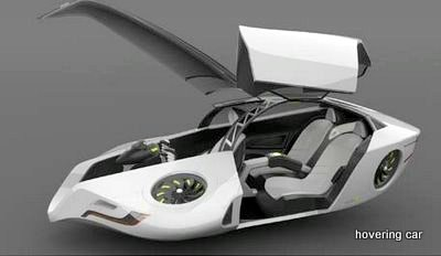 Hovering Car Honda S Hovering Car Concept