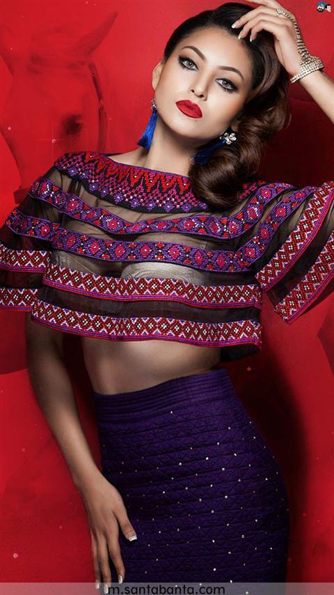 urvashi rautela 2017 hot photos krazy fashion rocks