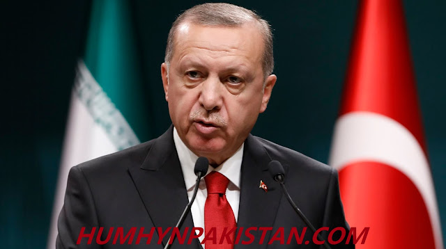 Turkish President Threatens Kurdish Fighters With Dire Consequences