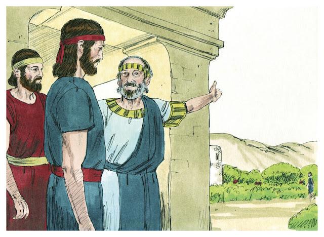 Renungan Harian: Jumat, 17 September 2021 - Dinasti Samuel