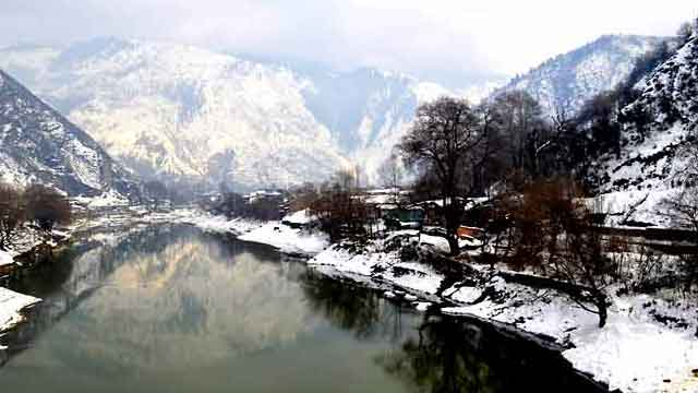 valley of kashmir