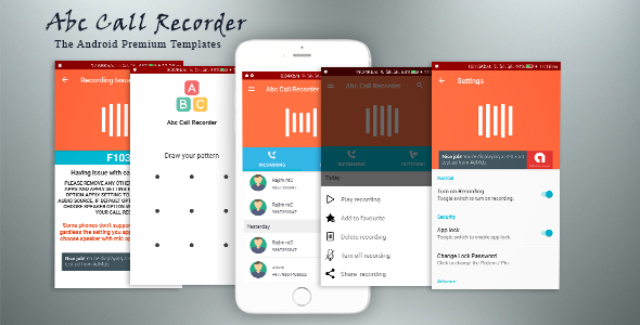 Abc call recorder ago call recorder for android apk download.