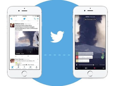Akhirnya Fitur Live Broadcast Datang Ke Twitter Mobile!