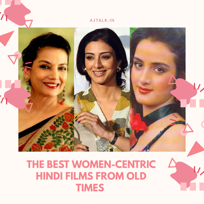 The best women-centric Hindi films from old times