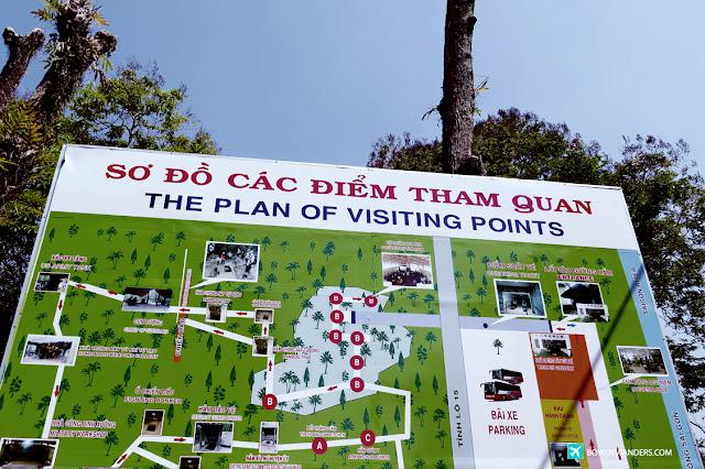 bowdywanders com: Củ Chi tunnels in Ho Chi Minh City