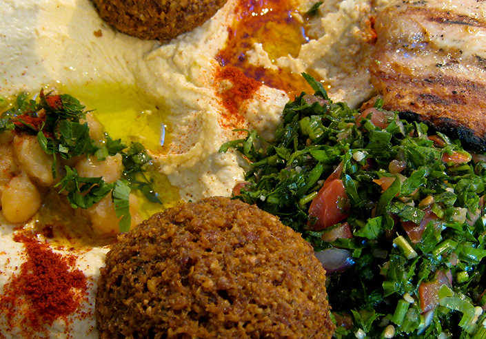 how to make homemade lebanese food