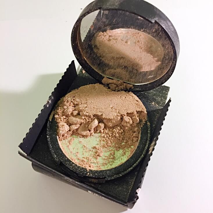 e.l.f. Shimmer Highlighting Powder Rose Glow