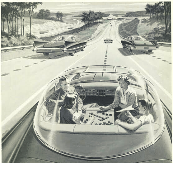 The History of Driverless Cars