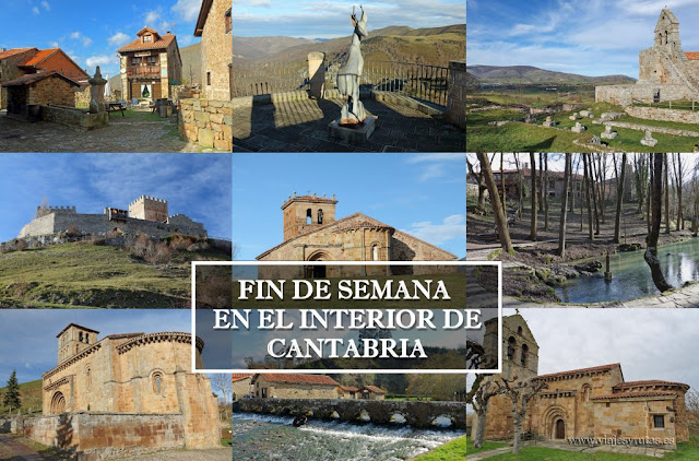 Fin de semana en el interior de Cantabria