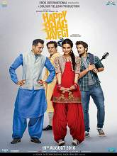 Watch Happy Bhag Jayegi (2016) DVDRip Hindi Full Movie Watch Online Free Download