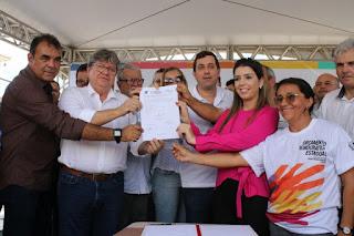 Parceria entre gestão municipal e governo do estado gera conquista de novos benefícios para Monteiro. Confira