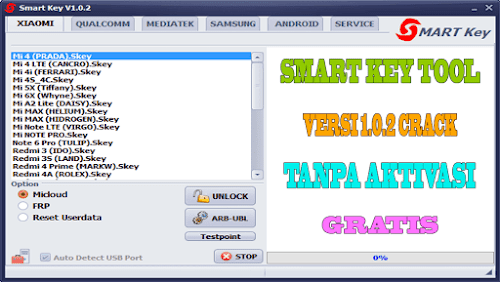 Smart Key Tool 1.0.2 Crack Tanpa Aktivasi (Gratis)
