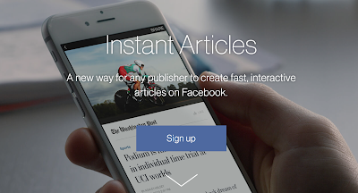 PUBLLISHER | MEMBAHAS APA ITU INSTANT ARTICLE FACEBOOK