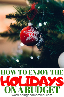 how to survive christmas with no money