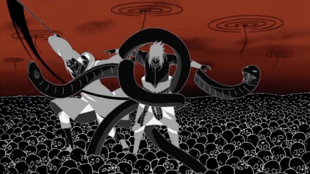 Itachi adalah pengguna Genjutsu terkuat di Naruto