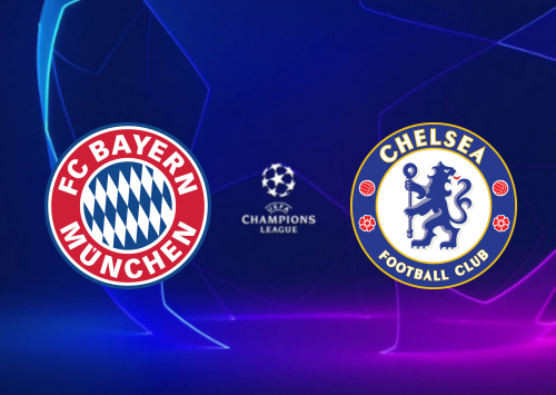 Bayern Munich vs Chelsea Full Match & Highlights 08 August 2020