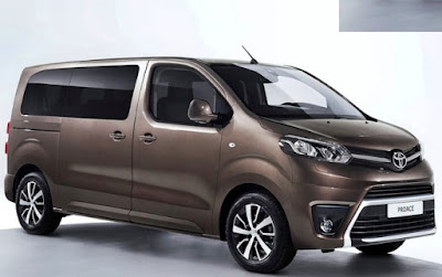 2017 Toyota Proace Verso Review