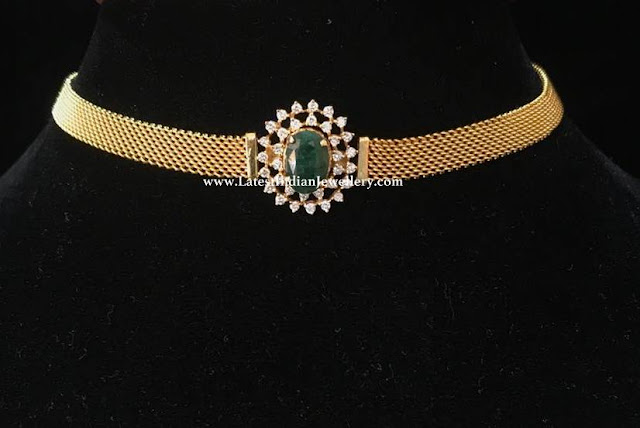 Lightweight Diamond Choker
