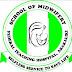AEFUTH School of Midwifery Admission Form 2020/2021