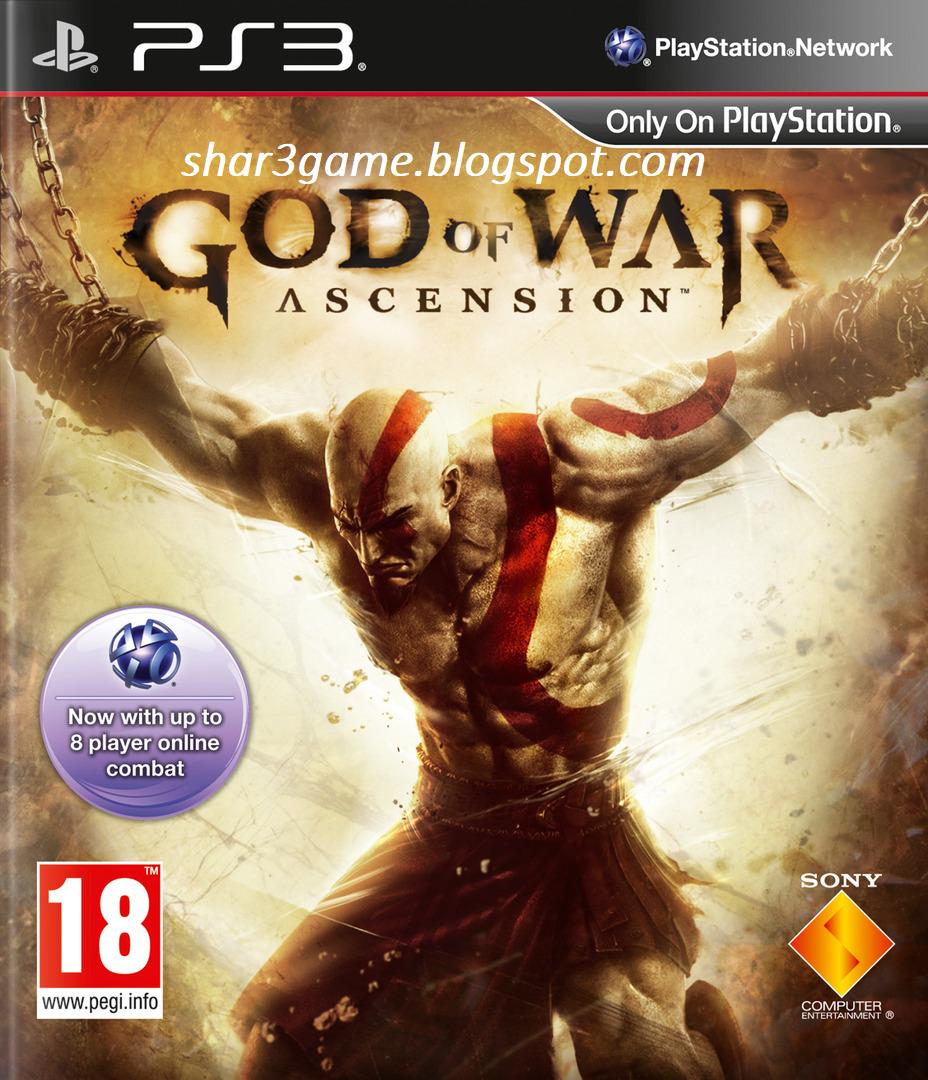 SHAR3GAME - Free Download Game + DLC PKG PS3: God of War