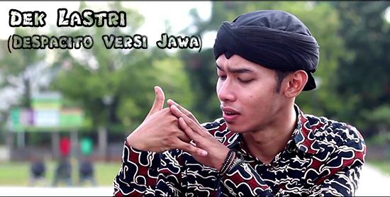 Dek Lastri (Despacito Versi Jawa) - Alif Rizky feat Fazayubdina