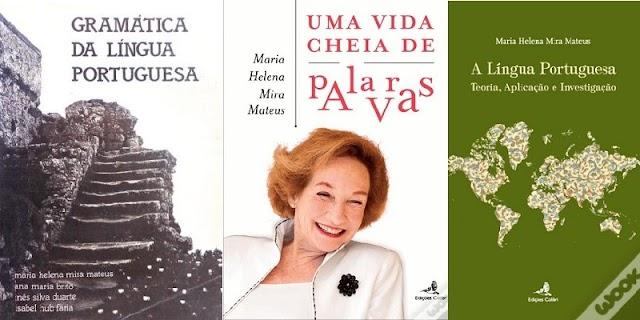 Maria Helena Mateus: A Dama da Liguística Portuguesa