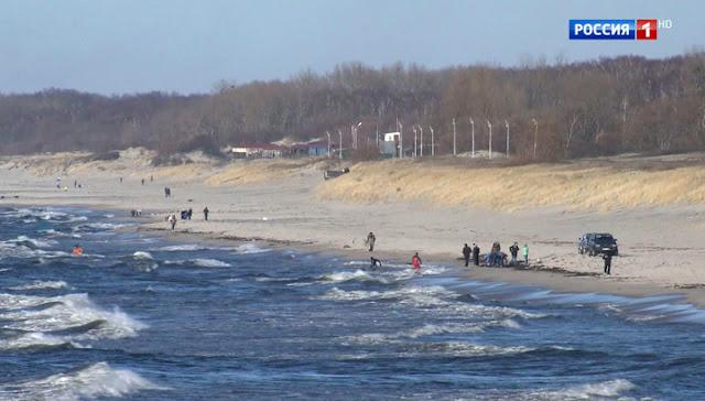Польша создаст канал через Балтийскую косу